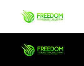 nº 779 pour Design a Unique Company Logo for FREEDOM TECHNOLOGY SOLUTIONS par AlphaCeph