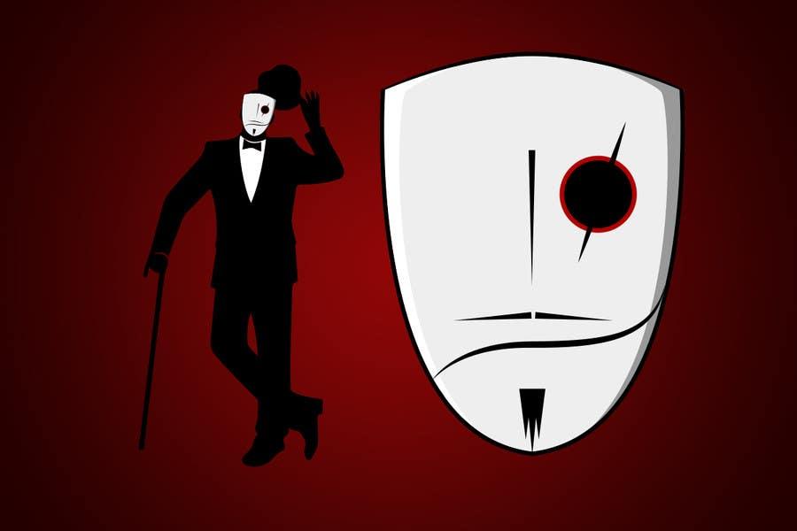 Contest Entry 28 For Design A Villain Mask