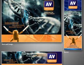#24 para Exhibition Stand Design (technical fair) Virusbulletin por Sahir75