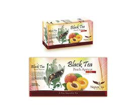 nº 6 pour Create Print and Packaging Designs for premium tea range par AleksandarPers