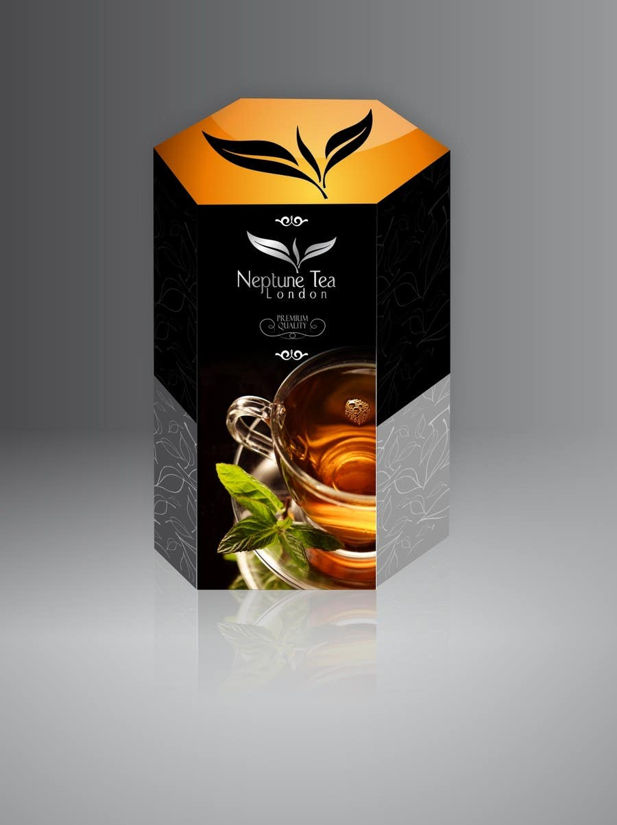 Proposition n°14 du concours Create Print and Packaging Designs for premium tea range
