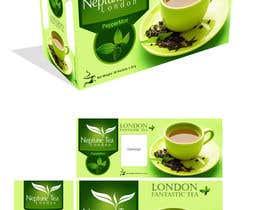 nº 18 pour Create Print and Packaging Designs for premium tea range par YogNel