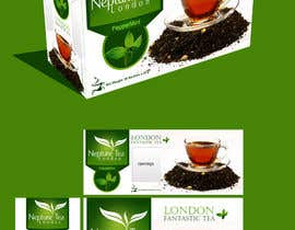 #19 for Create Print and Packaging Designs for premium tea range af YogNel