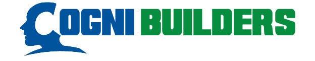Penyertaan Peraduan #                                        64                                      untuk                                         Design a Logo for Cognibuilders