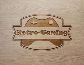 nº 22 pour Logo Retro-gaming par blueberyl11