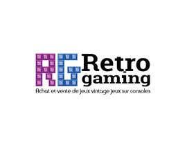 nº 8 pour Logo Retro-gaming par mecag
