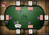 Graphic Design Inscrição do Concurso Nº36 para Design logo and table for a card game