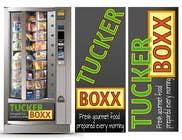 Graphic Design Inscrição do Concurso Nº149 para Graphic Design (logo, signage design) for TuckerBoxx fresh food vending machines