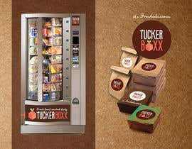 #121 for Graphic Design (logo, signage design) for TuckerBoxx fresh food vending machines by sonotdesign