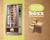 Graphic Design Inscrição do Concurso Nº123 para Graphic Design (logo, signage design) for TuckerBoxx fresh food vending machines