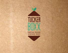 sonotdesign tarafından Graphic Design (logo, signage design) for TuckerBoxx fresh food vending machines için no 125