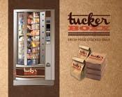 Graphic Design Inscrição do Concurso Nº124 para Graphic Design (logo, signage design) for TuckerBoxx fresh food vending machines