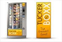 Graphic Design Inscrição do Concurso Nº103 para Graphic Design (logo, signage design) for TuckerBoxx fresh food vending machines