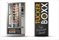 Graphic Design Inscrição do Concurso Nº101 para Graphic Design (logo, signage design) for TuckerBoxx fresh food vending machines