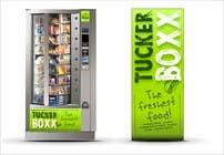 Graphic Design Inscrição do Concurso Nº114 para Graphic Design (logo, signage design) for TuckerBoxx fresh food vending machines
