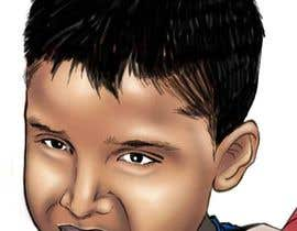 #29 para Caricature design of my son por adityanair90