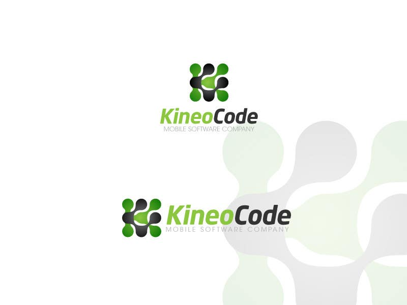 Bài tham dự cuộc thi #                                        153                                      cho                                         Logo Design for KineoCode a mobile software company