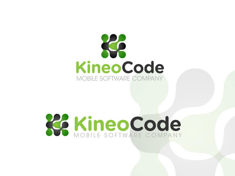 Bài tham dự cuộc thi #                                        314                                      cho                                         Logo Design for KineoCode a mobile software company