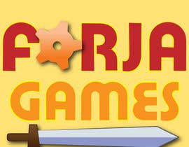 #23 for Logo design for Forja Games [Forja = Forge] af kevmen01