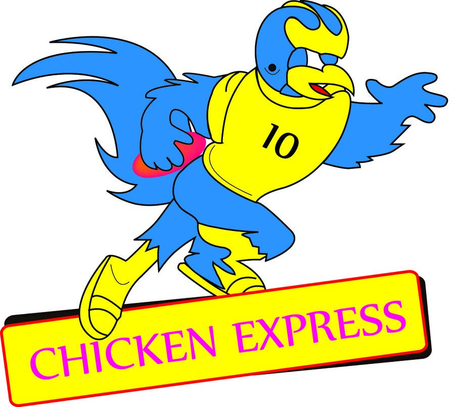Contest Entry #22 for Graphic Design for Chicken Express