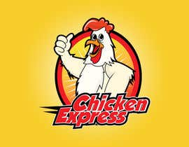 #32 untuk Graphic Design for Chicken Express oleh Luddy