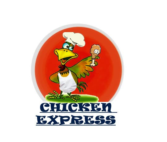#39 for Graphic Design for Chicken Express by Sree4fun