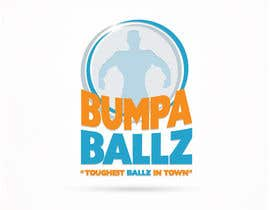 "#42 para Create a LOGO for business name ""BUMPA BALLZ"" & one for ""BB"" - include slogan ""Toughest Ballz in town"" por wavyline"