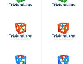 #75 for Design a Logo for Trivium Labs af HallidayBooks