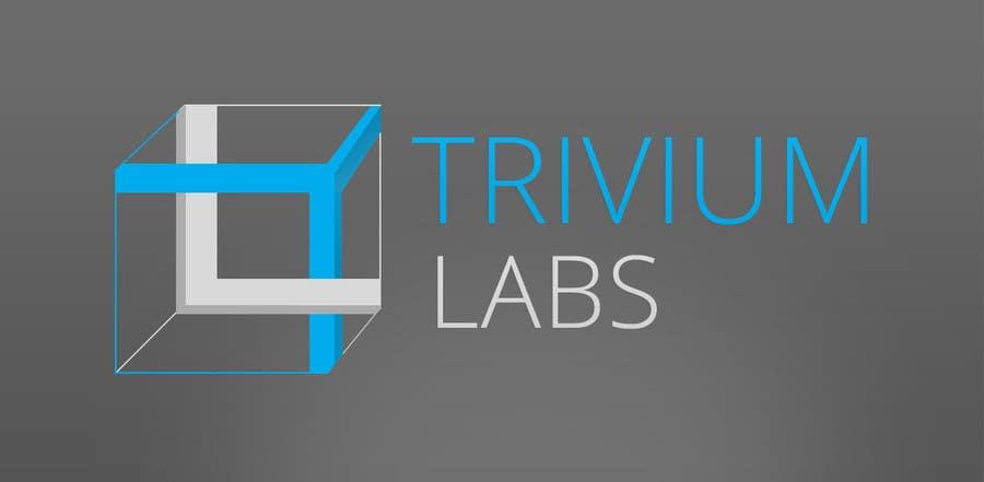 Penyertaan Peraduan #78 untuk Design a Logo for Trivium Labs