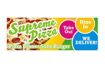 Bài tham dự #73 về Graphic Design cho cuộc thi Design a sign for a pizzeria