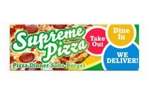 Bài tham dự #81 về Graphic Design cho cuộc thi Design a sign for a pizzeria