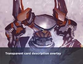 nº 7 pour Illustrate our card game par Nigologin