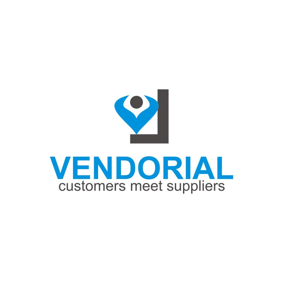 #43 for Design a Logo for VENDORIAL by ibed05