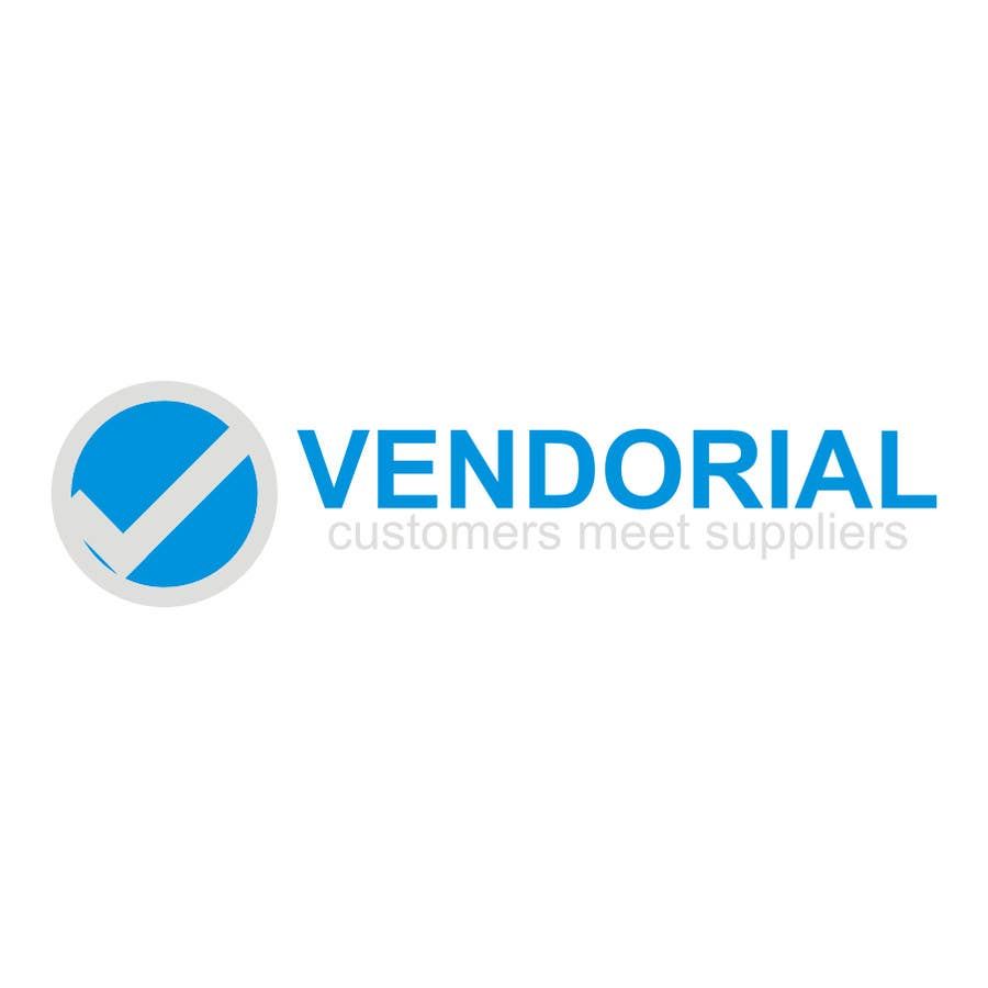 #55 for Design a Logo for VENDORIAL by ibed05