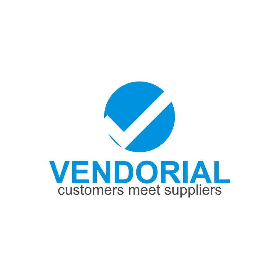 #56 for Design a Logo for VENDORIAL by ibed05