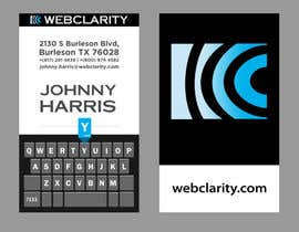 #71 untuk Design some Business Cards for Web Company (Vector / AI) oleh wmas