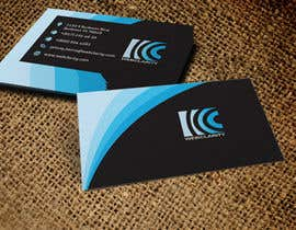 suj0nmaji tarafından Design some Business Cards for Web Company (Vector / AI) için no 56