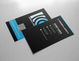 #46 para Design some Business Cards for Web Company (Vector / AI) por thimsbell