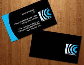anjanadutt tarafından Design some Business Cards for Web Company (Vector / AI) için no 33