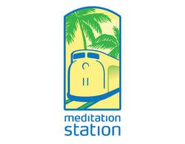 #7 para Design a Logo for Meditation Station por ggntc