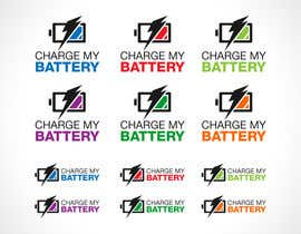 #87 para Design a Logo for: Charge my Battery por reynoldsalceda