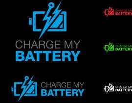 #133 para Design a Logo for: Charge my Battery por reynoldsalceda