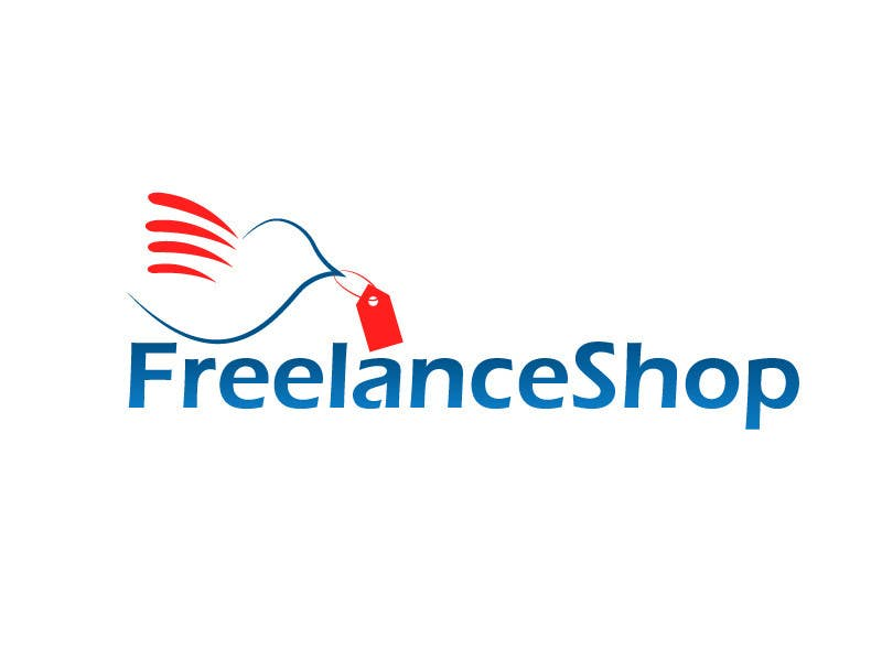 #508 for Logo Design for freelance shop by rapfreedom