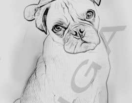 nº 17 pour Create an Animation/Characterture of my dog par ingutza
