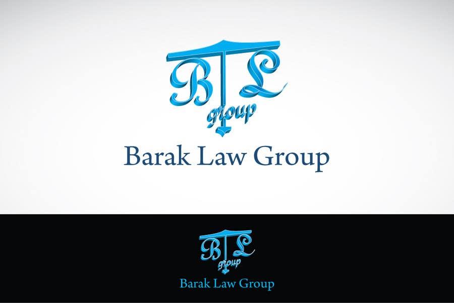 Inscrição nº                                         197                                      do Concurso para                                         Logo Design for Barak Law Group