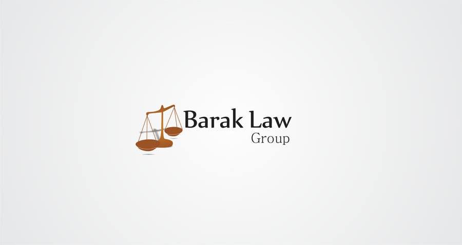 Inscrição nº                                         196                                      do Concurso para                                         Logo Design for Barak Law Group