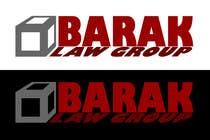 Graphic Design Inscrição do Concurso Nº6 para Logo Design for Barak Law Group
