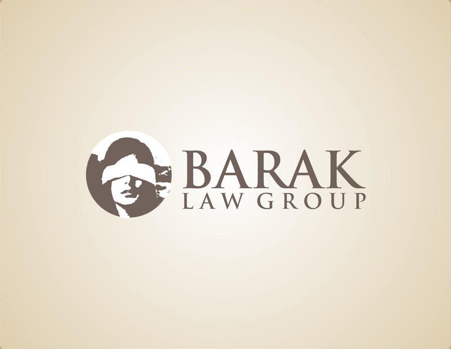 Inscrição nº                                         267                                      do Concurso para                                         Logo Design for Barak Law Group