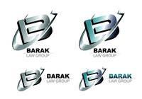 Graphic Design Inscrição do Concurso Nº130 para Logo Design for Barak Law Group