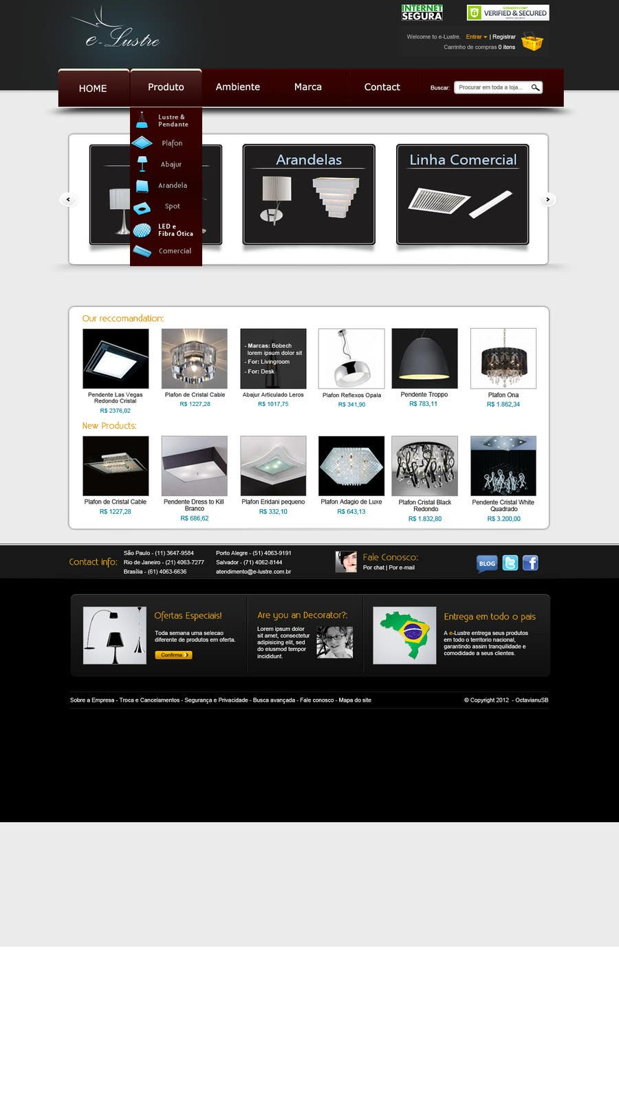 #6 for Home-Page REVAMP (improve layout of the main page) by kpk1l